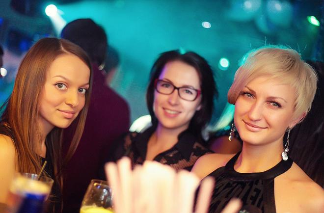 ночной клуб в Новосибирске