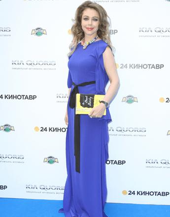 """Божена Рынска на открытии """"Кинотавра-2013"""""""