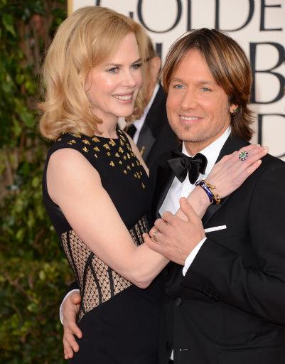 Николь Кидман (Nicole Kidman) и Кит Урбан (Keith Urban)