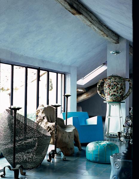 Средиземноморский стиль в интерьере: декор, советы   галерея [1] фото [2]