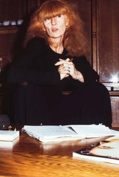 Соня Рикель, 1981 год