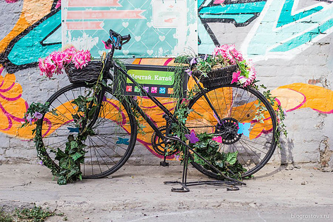 велопрокат в Ростове