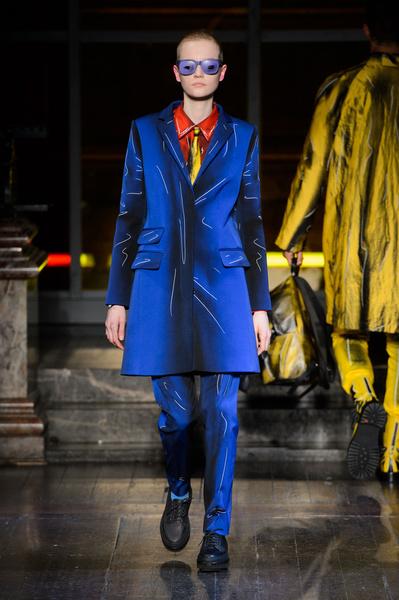 Неделя мужской моды в Лондоне: главные показы   галерея [2] фото [8]
