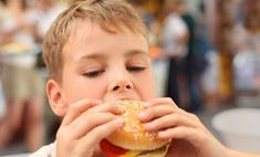 Детская еда в «Макдональдсе» станет менее калорийной