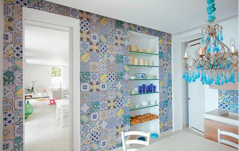 Средиземноморский стиль в интерьере: декор, советы   галерея [2] фото [8]