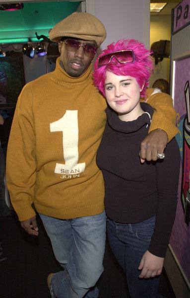 Келли Осборн и Пи Дидди, 2001 год