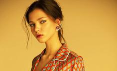 Алеся Кафельникова стала лицом российского бренда