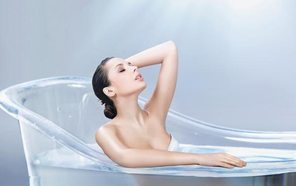Сероводородные ванны: как принимать? Видео