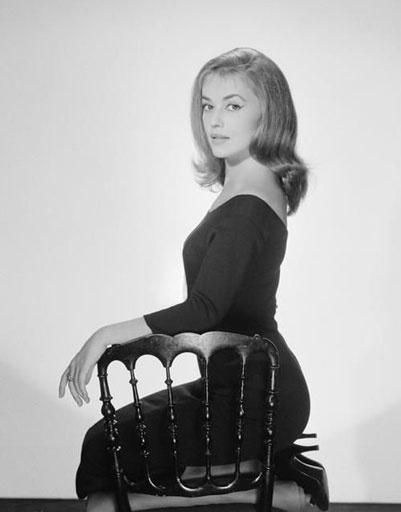 Жанна Моро (Jeanne Moreau)