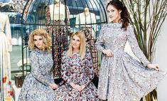 Девушки из «Фабрики» оделись в стиле военных лет