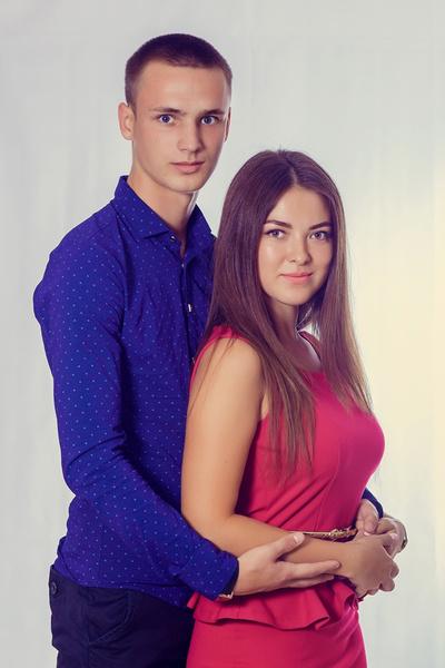 Иван Федоров и Ольга Масунова