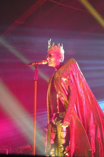 Tokio Hotel в Волгограде