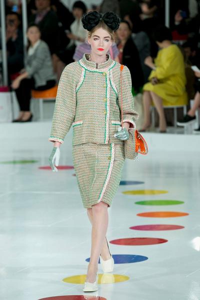 Показ круизной коллекции Chanel в Сеуле | галерея [1] фото [51]