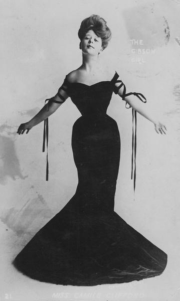 История платья вечернего