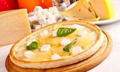 Пицца четыре сыра: классический рецепт приготовления