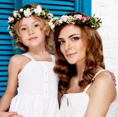 Family look: 7 марок, которые шьют одежду для мам и дочек