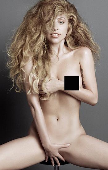 Леди Гага для съемки V Magazine.