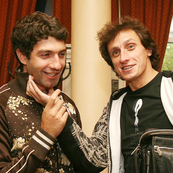 Таир Мамедов и Вадим Галыгин одними из первых покинули шоу.