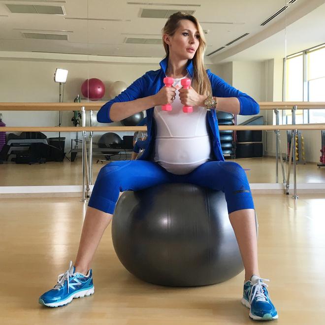 Мифы о фитнесе во время беременности