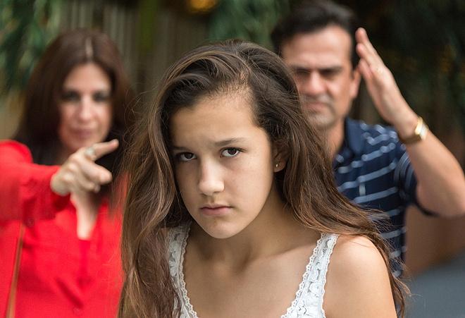 Дети и родители, фото