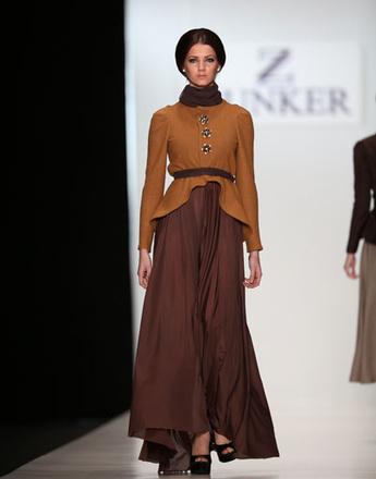 Mercedes-Benz Fashion Week: коллекция Bunker Z весна-лето 2013