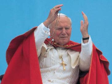 Римские хроникеры выбрали Иоанна Павла II в качестве святого-покровителя интернет-СМИ