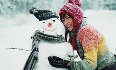 Новогодние каникулы астраханцев: ищи себя на фото!