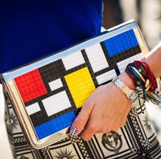 Модный совет: как носить наряды в стиле color block