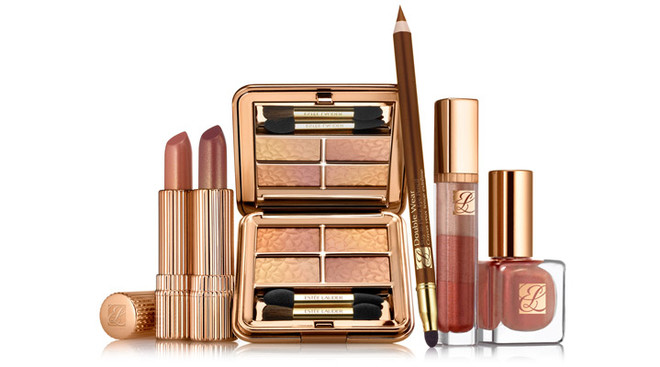 Коллекция Sensuous Gold, Estee Lauder – восхитительный чувственный макияж в роскошных красках розового золота.