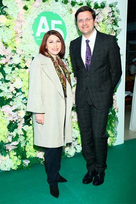 Роза Сябитова и Андрей Гусев