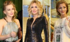 Кожевникова, Пересильд и другие звезды на «Нике-2016»