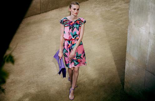 Платье BGN, коллекция весна-лето 2012