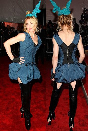 Мадонна в Louis Vuitton
