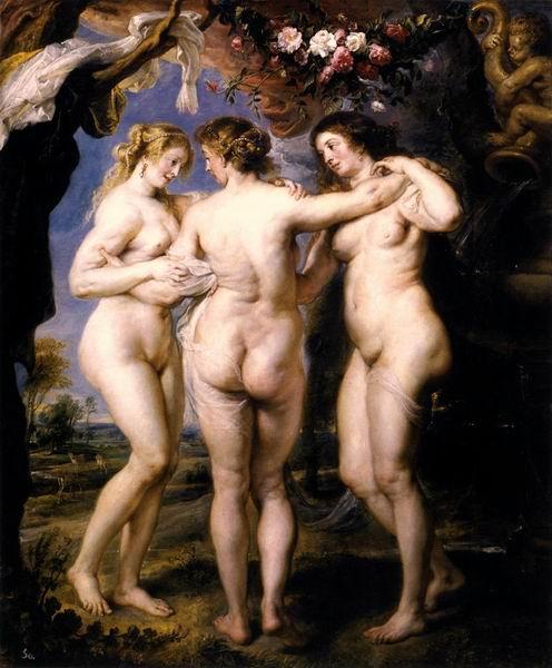 Рубенс, Три грации