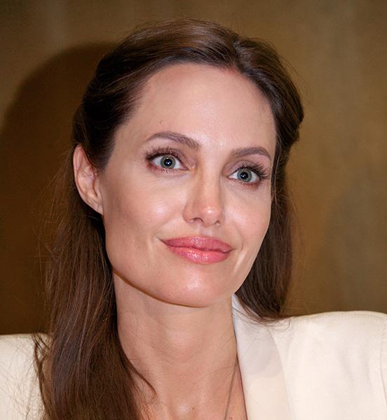 Анджелина Джоли, июль 2014