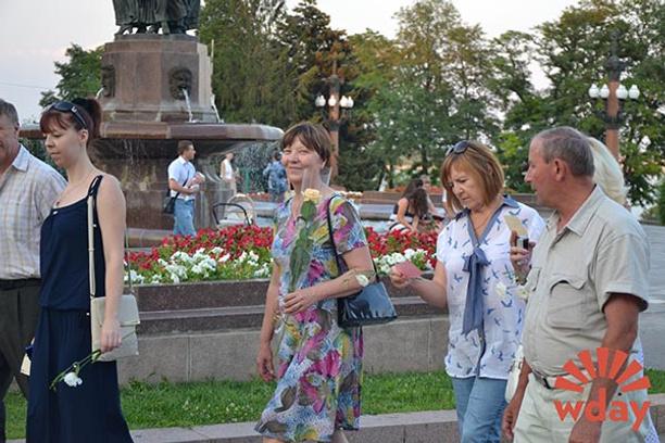 """""""День женственности"""" в Волгограде"""