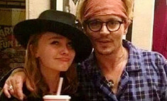 Дочь Джонни Деппа снялась в кино