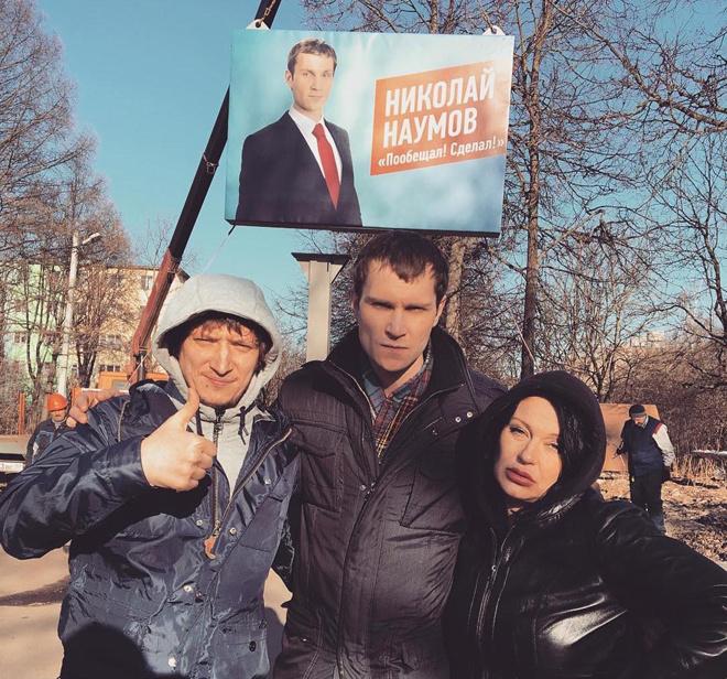 Николай Наумов в новом сезоне Реальных пацанов