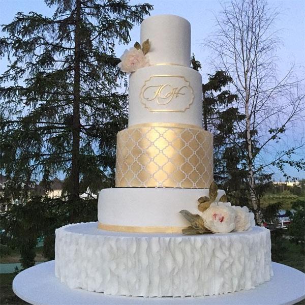 Свадьба Николая Крутого фото