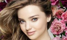 Новая кампания Swarovski с Мирандой Керр