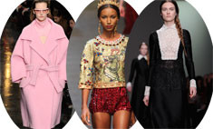 Мода: самые важные тренды сезона осень-зима 2013