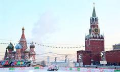 Отдых в Москве зимой
