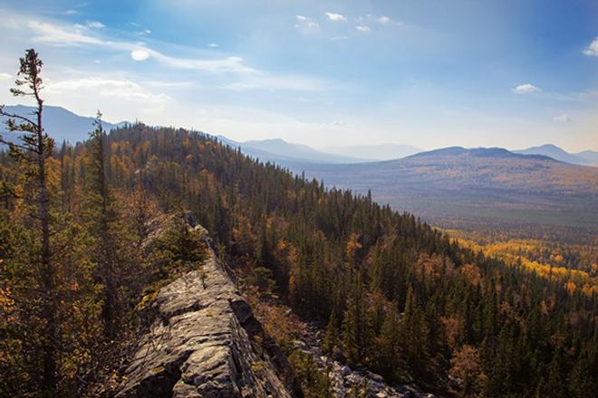 Национальный парк «Зюраткуль», осень на Урале