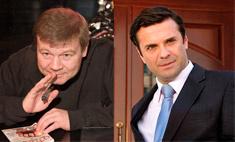 Сергей Астахов и Сергей Селин поздравили земляков с Днем города