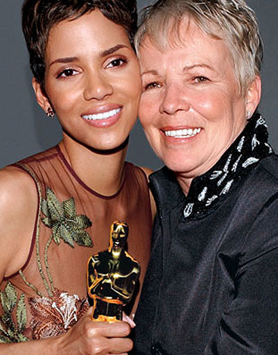 Холли Берри (Halle Berry) с мамой