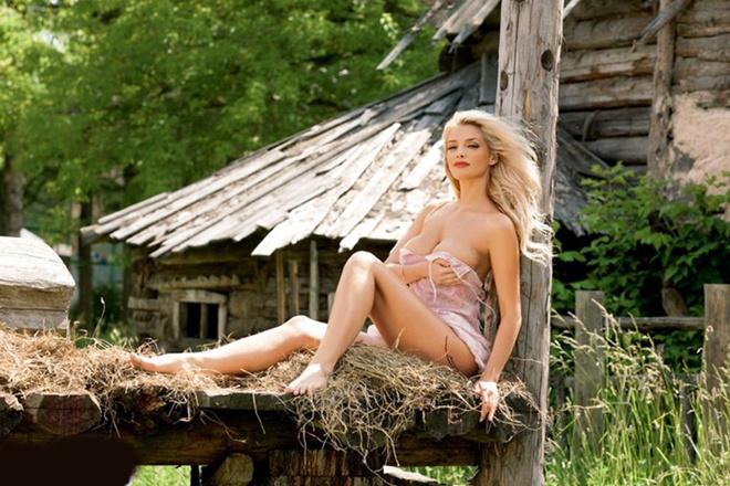 Ростовчанка Татьяна Котова стала самой сексуальной женщиной страны по версии журнала MAXIM