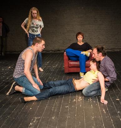 «Театр-Театр»: премьеры сезона