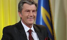 Виктор Ющенко стал дедушкой