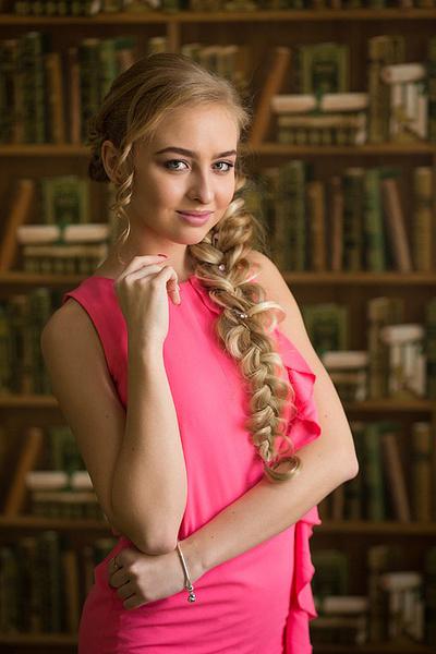 """Софья Броницкая, участница конкурса """"Мисс Екатеринбург 2017"""", фото"""