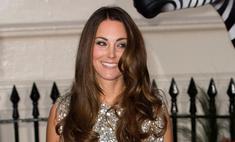 Кейт Миддлтон впервые появилась на ковровой дорожке после родов